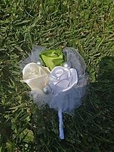 Pierka - Pierko pre ženícha - 11028523_