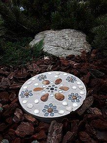 Dekorácie - Kameň Flora, bohyňa kvetov - 11027090_