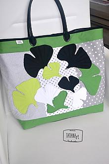 Veľké tašky - Veľká šitá taška (4) - 11031105_