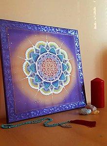 Dekorácie - Mandala Spirituality a kreativity - 11031997_