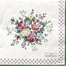 Papier - Servítka  G 109-  Aurelia White - 11032081_