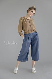 Nohavice - Pantalons Capri II - 11029109_