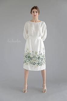 Sukne - Jupe Pleine de Fleurs - 11029198_