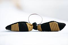Ozdoby do vlasov - Gumička Usilovná včielka - 11030942_
