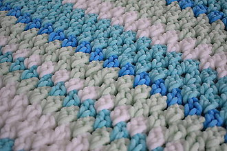 Textil - Deka pre bábätko - 11030110_