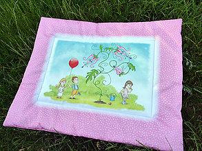 Textil - Dětská deka SLADKÁ - 11029585_