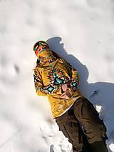 Mikiny - Navajo tribal winter - termo mikina dámska - 11031926_