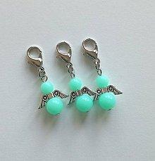 Kľúčenky - Minianjelik (Mint) - 11035343_