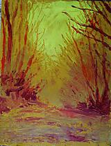 Obrazy - Lesný portál - 11035086_