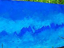 Obrazy - Zimná mgla - 11035170_