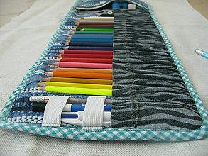 Iné tašky - Poriadkumilovný peračník. - 11032550_