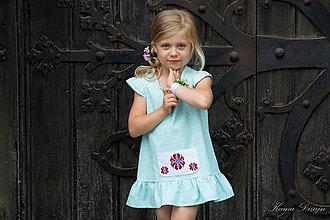 """Detské oblečenie - Detské šatôčky z kolekcie """"inšpirované Abovom"""" - 11032574_"""