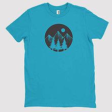 Tričká - Pánske tričko - 11035861_