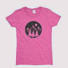 Tričká - Dámske tričko - 11035883_