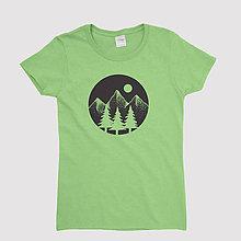 Tričká - Dámske tričko - 11035887_