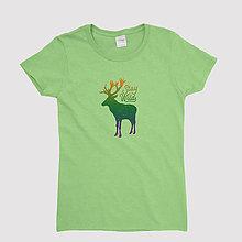 Tričká - Dámske tričko - 11035888_