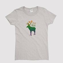 Tričká - Dámske tričko - 11035889_