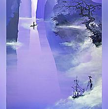 """Obrazy - """"Hranica"""" 180cm x 90cm - 11034990_"""