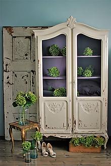 Nábytok - Skriňa French armoire - 11032693_