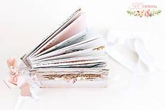 Papiernictvo - Môj prvý album - pre dievčatko II - 11037568_