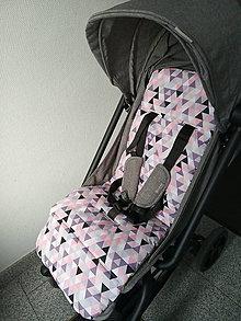 Textil - Podložka do Cybex Eezy S+ - 11036413_