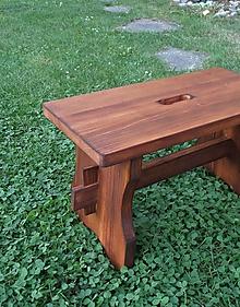 Nábytok - stolček - 11039351_