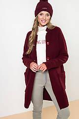 Kabáty - KARDIGAN SHIFTED - 11039771_