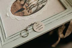 Drobnosti - Prívesok na kľúče spolu zvládneme všetko - 11036797_