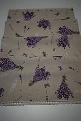Úžitkový textil - STŘEDOVÝ BĚHOUN .. - 11039053_