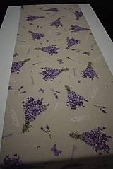Úžitkový textil - STŘEDOVÝ BĚHOUN .. - 11039054_