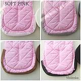 Textil - VLNIENKA výroba na mieru LEMOVKA podľa vlastného výberu na jednofarebnej bavlne - 11039889_