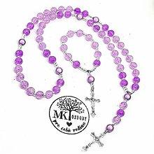 Iné šperky - Ruženec 1+1 grátis - 11036659_