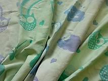 Textil - Natibaby Unicorn Cotton Candy Aurora - 11036355_