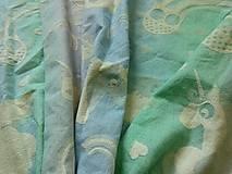Textil - Natibaby Unicorn Cotton Candy Aurora - 11036358_