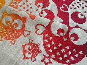 Textil - Natibaby Mysterious Owls Day - 11036306_