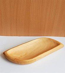 Nádoby - Drevená miska - Lipová 2 - 11038691_