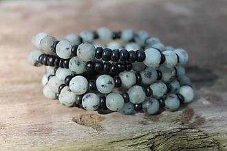 Náramky - BE NATURE 31 náhrdelník - 11038241_