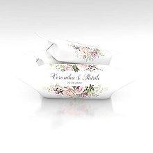 Darčeky pre svadobčanov - Svadobné krovky, vzor SV53 - 11037223_