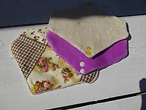 Úžitkový textil - látková vložka-intimka s bambusu - 11038001_