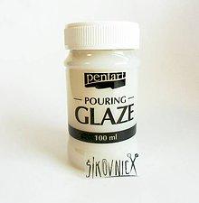 Farby-laky - Pouring glaze (tekutá glazúra), - 11040478_
