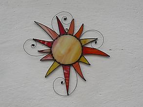 Dekorácie - Nezachádzaj slnko - 11041052_