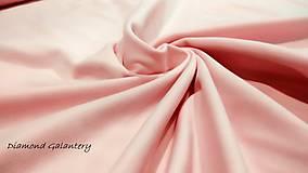 Textil - Tričkovina s lycrou - cena za 10 centimetrov - 11040298_