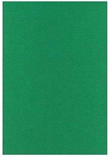 Textil - Filc 20x30 cm, hr.1 mm- listovo zelená - 11041168_