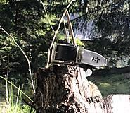 Doplnky - Kožený opasok - 11043102_