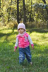 Detské doplnky - .MiNi detský tunel - nákrčník (50% merino, 50% bavlna) - 11042802_