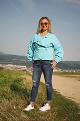Kabáty - Oversize kabátik-krátky - 11042056_