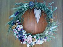 Darčeky pre svadobčanov - svadobný veniec - 11042403_