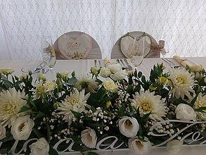Darčeky pre svadobčanov - svadobné poháre - 11042327_