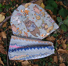 Detské súpravy - set jesenný - 11045403_