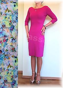 Šaty - Šaty na přání pro milou zákaznici - 11043780_